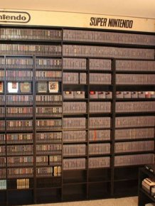 Collection Of Vintage Games