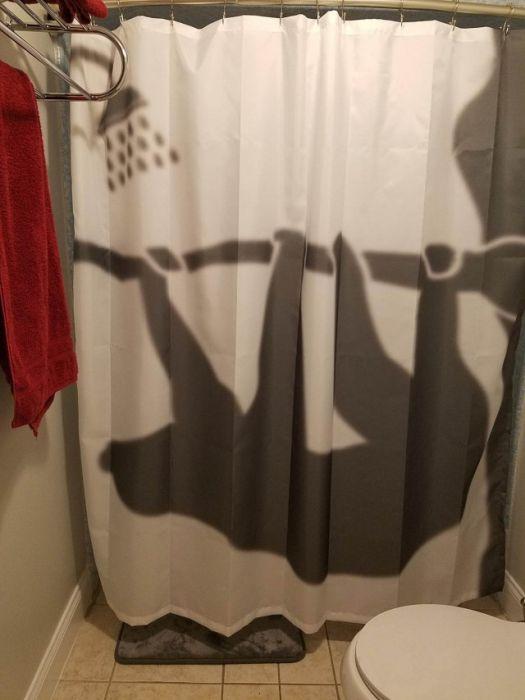 Creative Shower Curtains Part 2