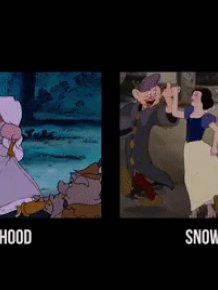 Examples Of Disney's Cartoonists Being Lazy