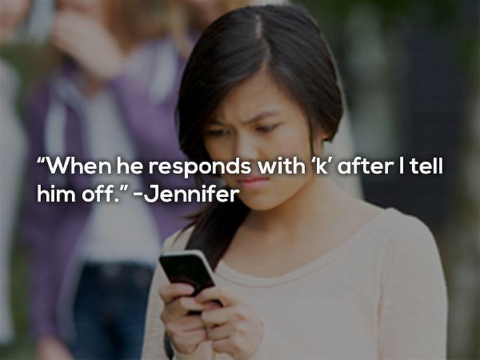 12 Women Admit Their Biggest Texting Pet Peeves