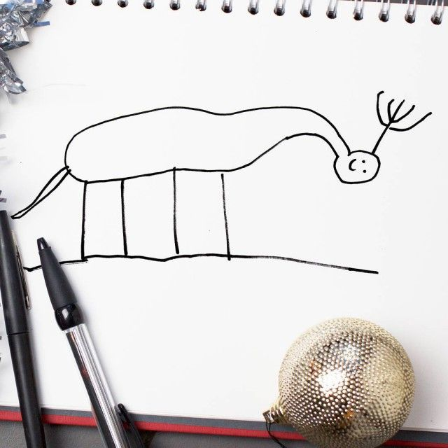 Kids' Drawings Brought To Life