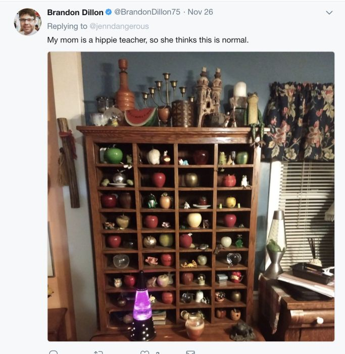 People Post WTF Stuff Found In Their Parent's Houses