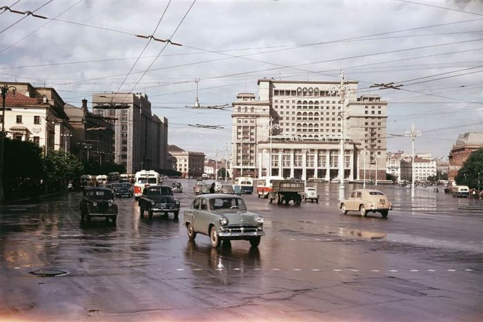 Photos From The USSR
