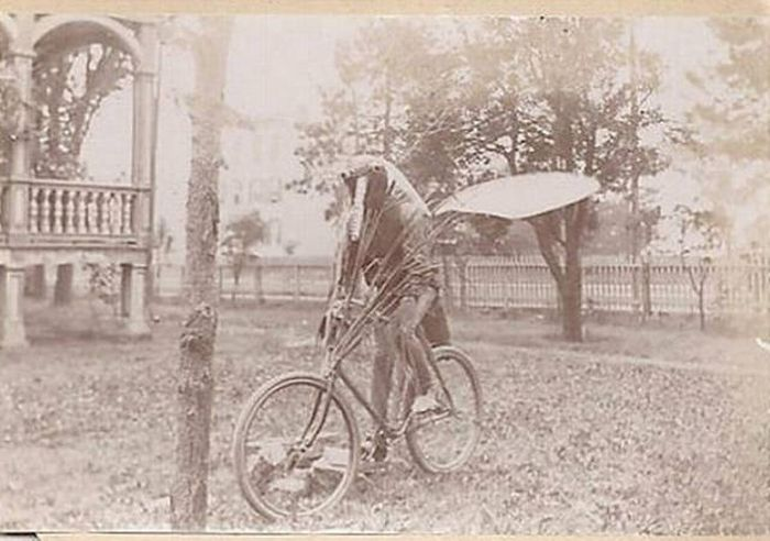 Strange Photos From The Past