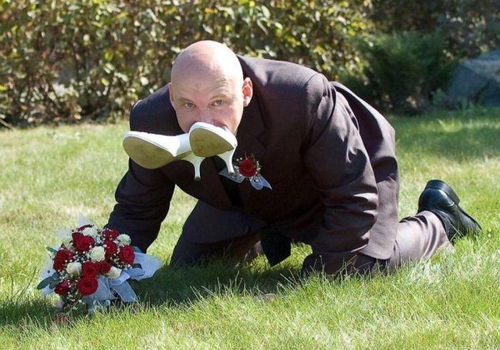 Funny Wedding Photos, part 4