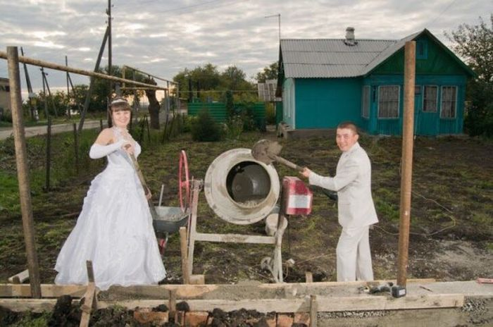 Funny Wedding Photos, part 4