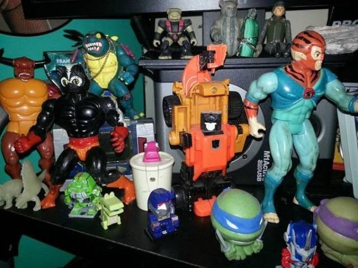Very Cool Toys From 80s And 90s