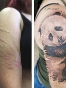 How To Cover Scars With Tattoos