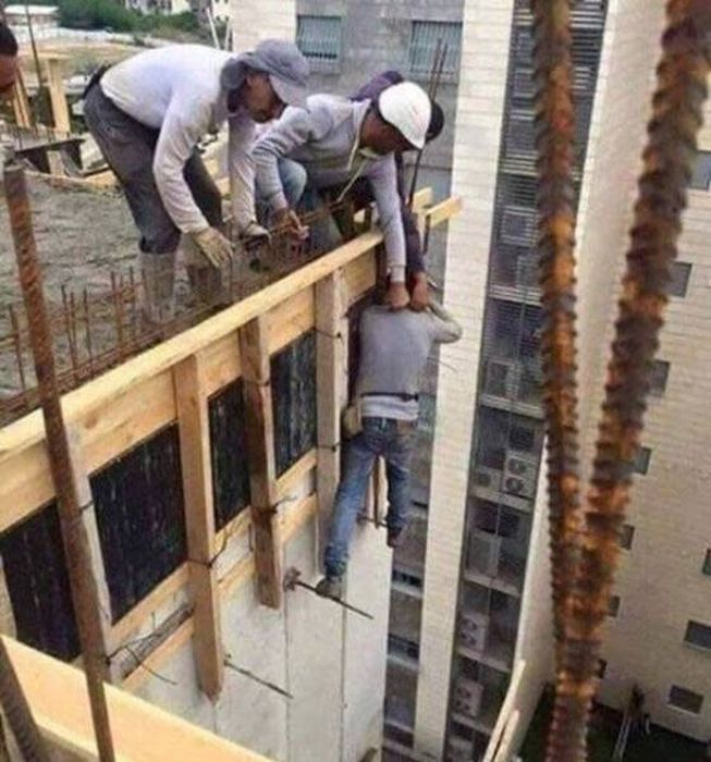 People Who Don't Care About Safety