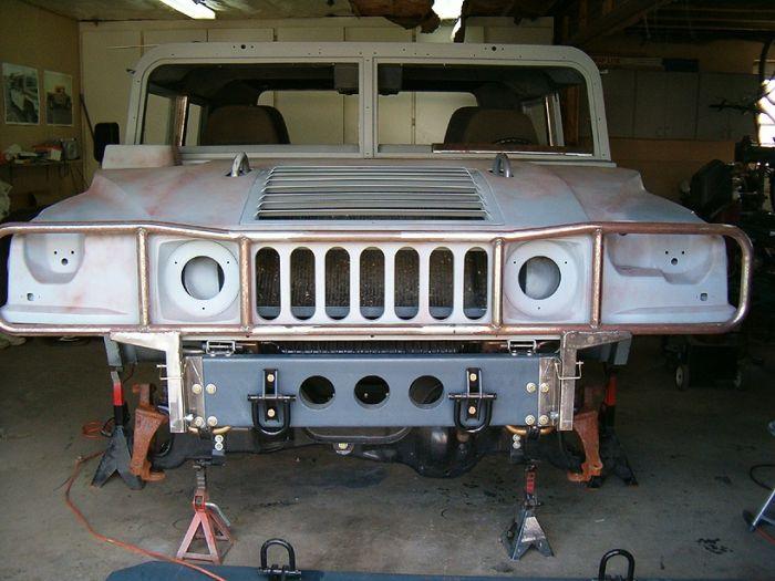DIY Hummer