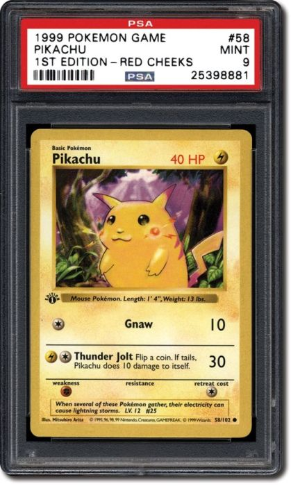 Very Expensive Pokémon Cards