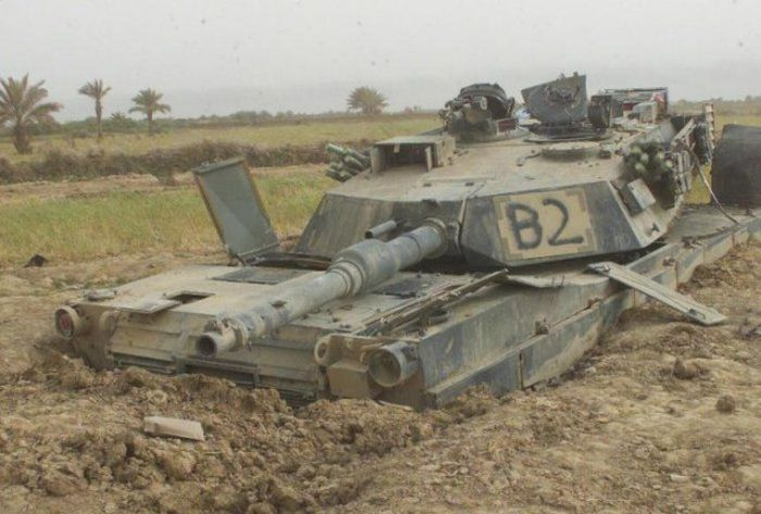 Tank Fails