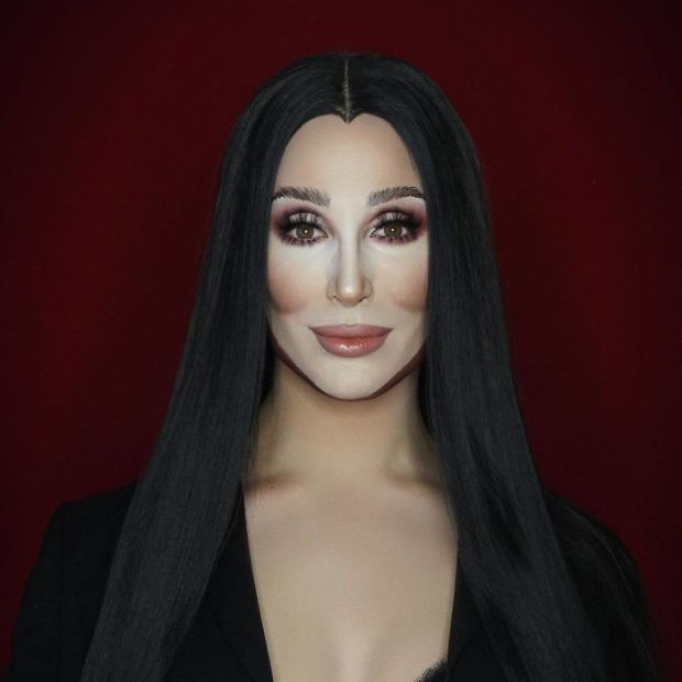 Drag Queen From Manchester Is So Good At Makeup