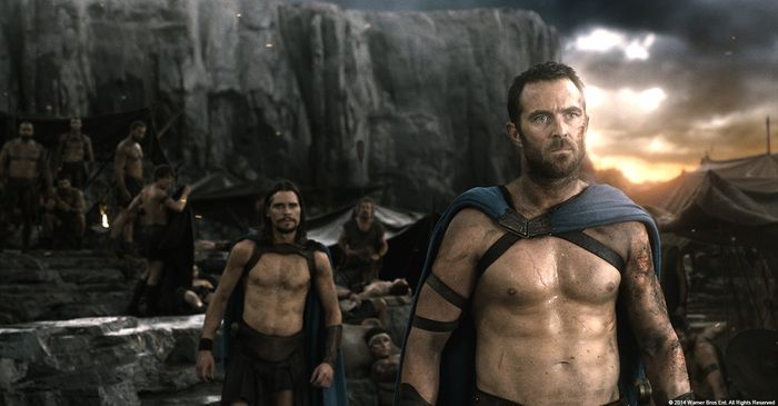 On The Set Of 300, part 300