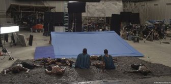 On The Set Of 300