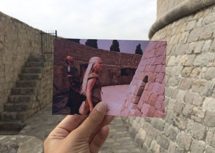 Game Of Thrones Scene Locations In Real-Life