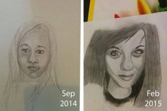 An Artist Shares His Incredible Progress