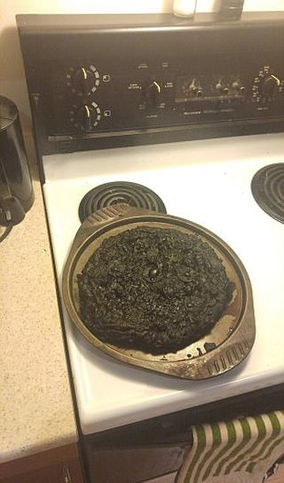 Never Cook While Drunk