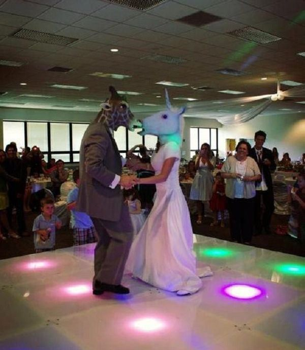 Funny Wedding Photos, part 5
