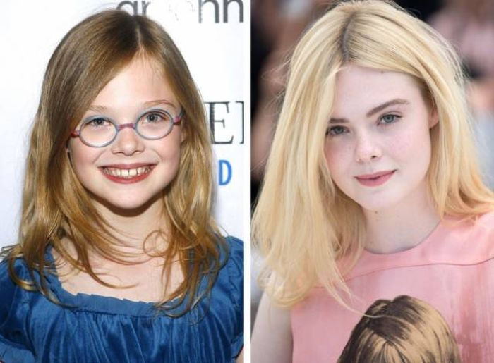 Celebrity Kids Then And Now, part 2