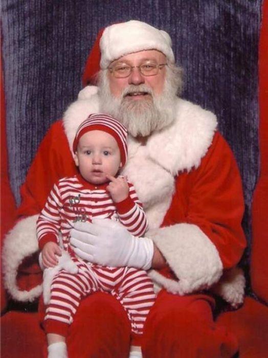 Scary Santa