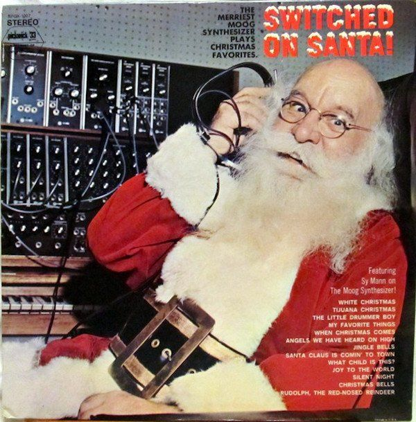 Bad Christmas Album Covers
