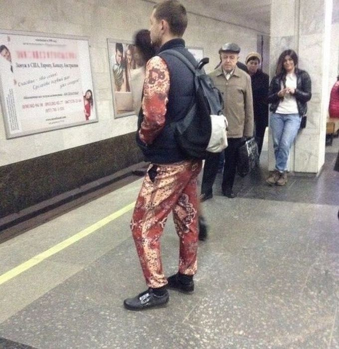 Strange Fashion, part 3