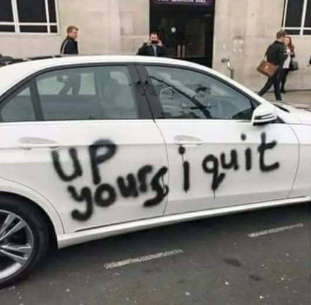 Car Revenge, part 3