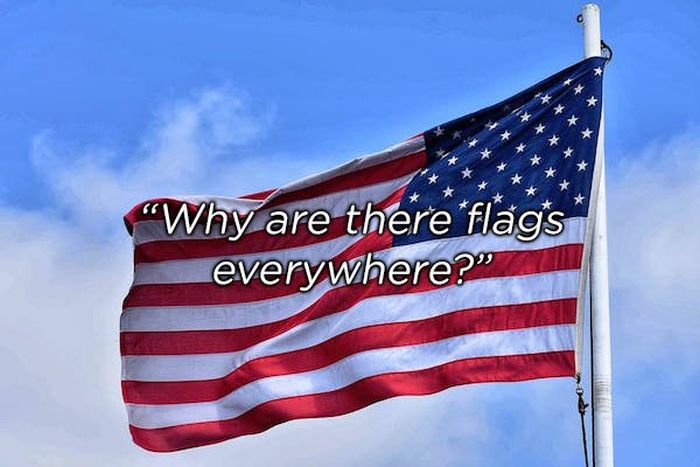 What Foreigners Don't Understand About America