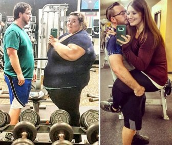 Woman Who Used To Weigh Almost 500lbs