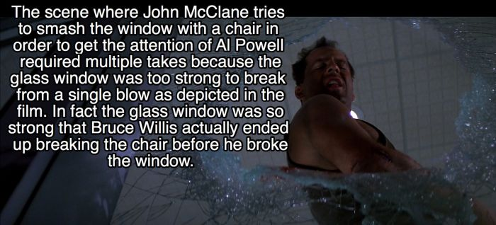 Facts About Die Hard