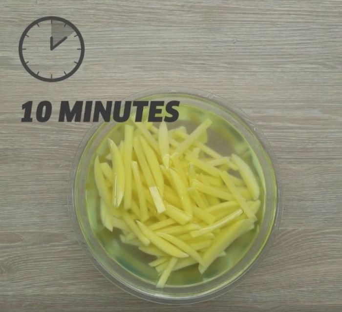 How To Make Delicious Mcdonald's Fries