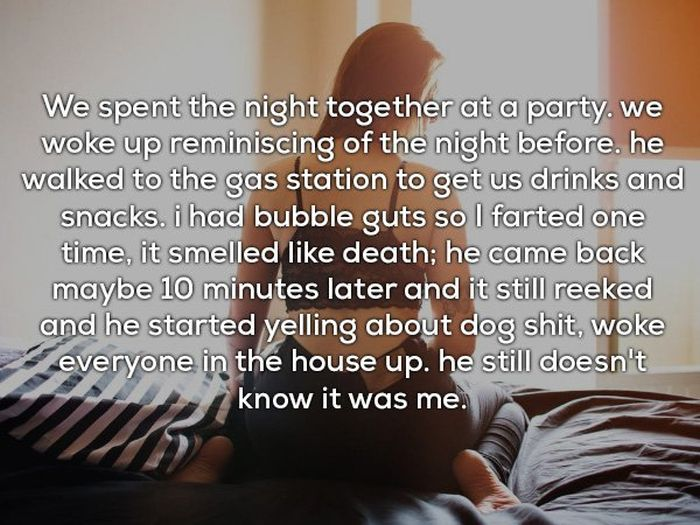 One Night Stands Gone Wrong