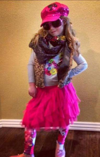 When Kids Dress Up How They Want To