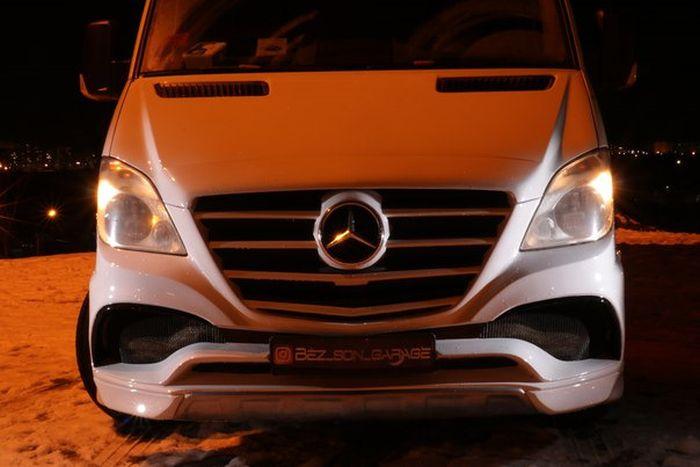 Mercedes-Benz Sprinter Tuning | Vehicles