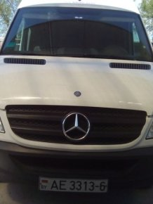 Mercedes-Benz Sprinter Tuning