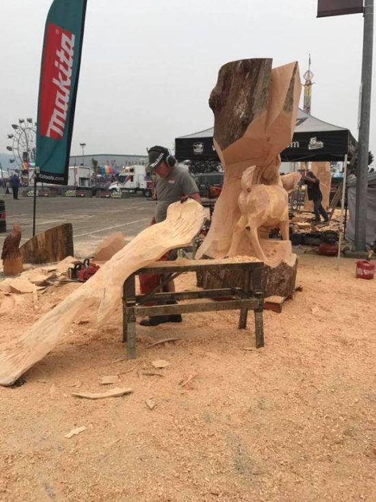 Great Tree Sculpture