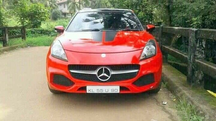 This Car Was Sold As Mercedes A Class But It's Not