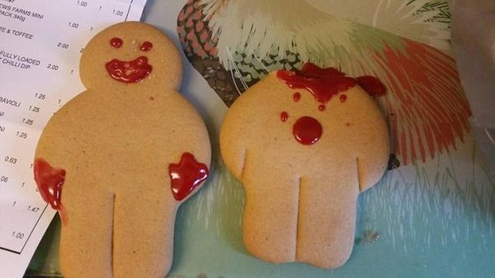 Funny Gingerbreads