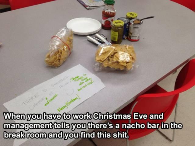 Bad Christmas Presents