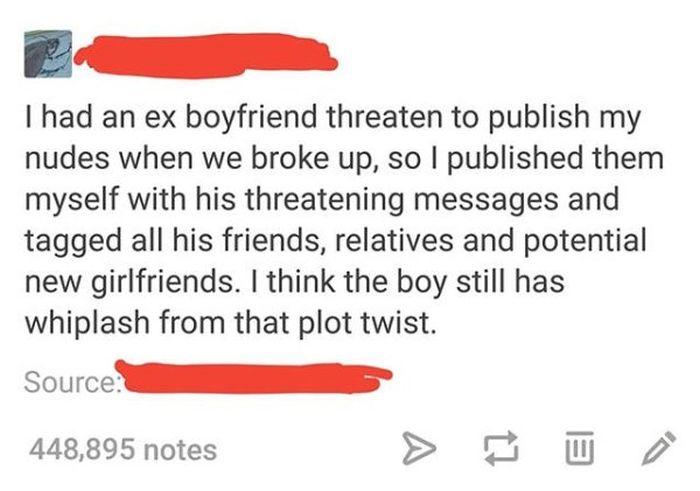 Brutal Breakups