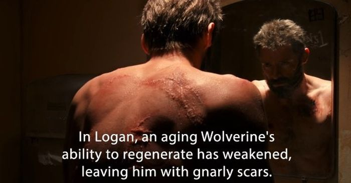 Facts About 'Logan'
