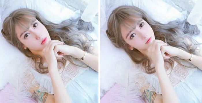 Before And After Photo Retouch