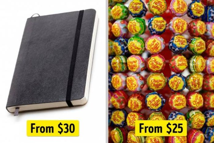 Things That Cost Almost The Same