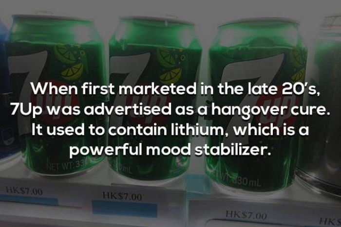 Hangover Facts