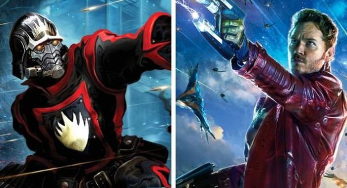 Comic Heroes Look Different In The Movies