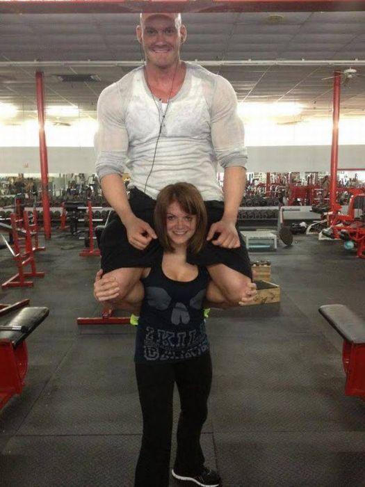 When Women Are Stronger Than Men