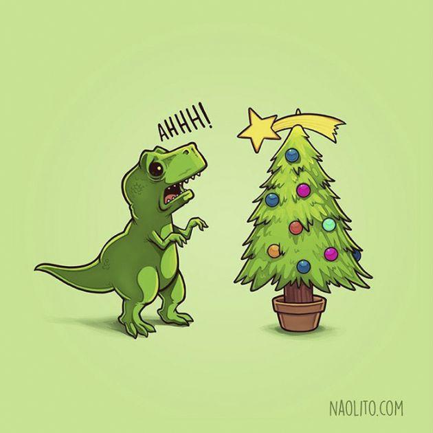 Funny Illustrations By Spanish Artist Nacho Diaz