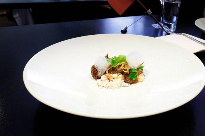 Food of Alinea, A Michelin Three-Star Restaurant In Chicago