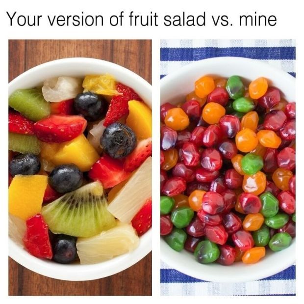 Childhood Snacks Memes